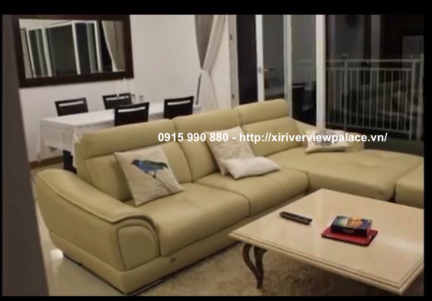 Xi Ririverview Palace Apartment for rent